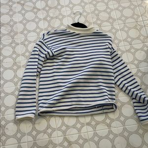Molly Moorkamp striped sweater